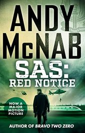 bargain ebooks SAS: Red Notice Action/Adventure by Andy McNab
