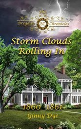 amazon bargain ebooks Storm Clouds Rolling In Historical Fiction by Ginny Dye