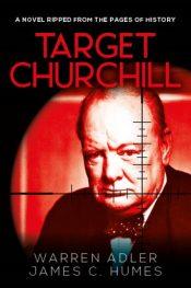 bargain ebooks Target Churchill Historical Thriller by Warren Adler