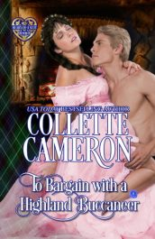 bargain ebooks To Bargain with a Highland Buccaneer Scottish Highlander Historical Romance by Collette Cameron