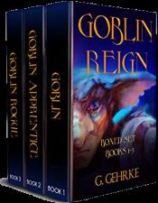 bargain ebooks The Goblin Reign Boxed Set Dark Fantasy Horror by Gerhard Gehrke