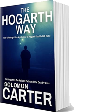 bargain ebooks The Hogarth Way - Two Gripping Crime Mysteries Mystery by Solomon Carter