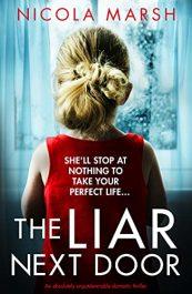 bargain ebooks The Liar Next Door Domestic Thriller by Nicola Marsh