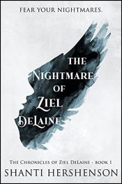 bargain ebooks The Nightmare of Ziel DeLaine Young Adult/Teen Horror by Shanti Hershenson