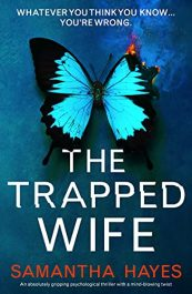 bargain ebooks The Trapped Wife Psychological Thriller by Samantha Hayes