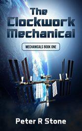 amazon bargain ebooks The Clockwork Mechanical Science Fiction Adventure by Peter R Stone