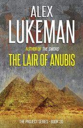 amazon bargain ebooks The Lair of Anubis Action Adventure by Alex Lukeman