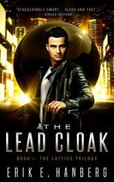 amazon bargain ebooks The Lead Cloak Science Fiction Adventure by Erik E. Hanberg