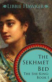 amazon bargain ebooks The Sekhmet Bed Historical Fiction by Libbie Hawker
