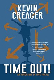 bargain ebooks Time Out Time Travel Science Fiction Adventure by Kevin Creager