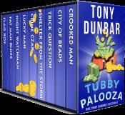 bargain ebooks Tubbypalooza: Nine Hard-Boiled Tubby Dubonnet Mysteries (Tubby Dubonnet Series) Mystery by Tony Dunbar