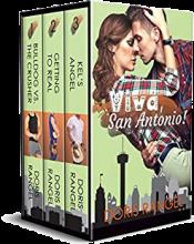 bargain ebooks Viva, San Antonio! Books 1 -3 Contemporary Romance by Doris Rangel