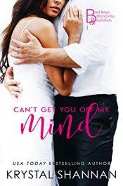 amazon bargain ebooks Can't Get You Off My Mind Romance by Krystal Shannan