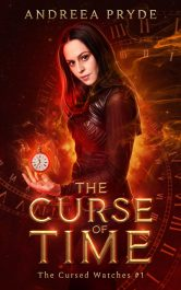 amazon bargain ebooks Curse of Time Urban Fantasy by Andreea Pryde
