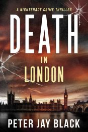 bargain ebooks Death in London Mystery Thriller by Peter Jay Black