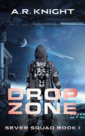 amazon bargain ebooks Drop Zone Science Fiction Adventure by A.R. Knight