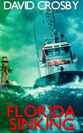 bargain ebooks Florida Sinking (Will Harper Mystery Series Book 7) Action-Packed Adventure, Hardboiled Mystery by David Crosby