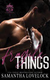 amazon bargain ebooks Fragile Things New Adult Romance by Samantha Lovelock