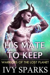 bargain ebooks His Mate to Keep: A Sci-Fi Alien Romance Sfi-Fi Romance by Ivy Sparks