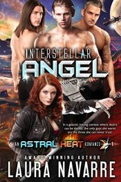 bargain ebooks Interstellar Angel Science Fiction Romance by Laura Navarre