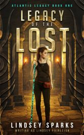 bargain ebooks Legacy of the Lost Science Fiction Adventure by Lindsey Sparks