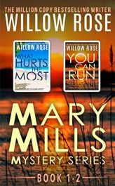 bargain ebooks Mary Mills Mystery Series: Vol 1-2 Mystery by Willow Rose