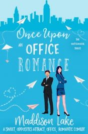 bargain ebooks Once Upon an Office Romance Romance by Maddison Lake