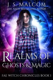 bargain ebooks Realms of Ghosts & Magic Urban Fantasy by J.S. Malcolm
