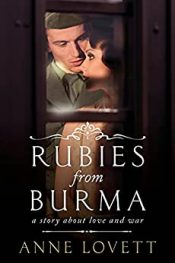 bargain ebooks Rubies from Burma Young Adult/Teen Historical Fiction by Anne Lovett