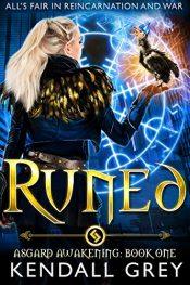 bargain ebooks Runed Historical Fantasy by Kendall Grey