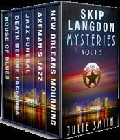 bargain ebooks Skip Langdon Mystery Series Vol. 1-5 (The Skip Langdon Series Book 1) Mystery by Julie Smith