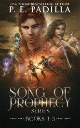 bargain ebooks Song of Prophecy Series Box Set: Books 1-3 Epic Fantasy Adventure by P.E. Padilla