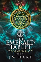 bargain ebooks The Emerald Tablet Young Adult/Teen Dark Fantasy Horror by JM Hart