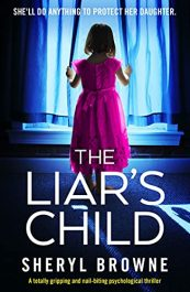 bargain ebooks The Liar's Child Psychological Thriller by Sheryl Browne