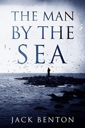 bargain ebooks The Man by the Sea Thrilling British Mystery by Jack Benton