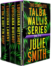 bargain ebooks The Complete Talba Wallis Series: Vol. 1-4 (The Talba Wallis PI Series Book 5) Kindle Edition Mystery by Julie Smith