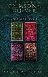 amazon bargain ebooks The House of Crimson & Clover Boxed Set Volumes IX-XII Horror by Sarah M. Cradit