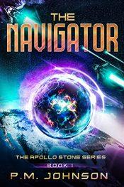 amazon bargain ebooks The Navigator Science Fiction by P.M. Johnson