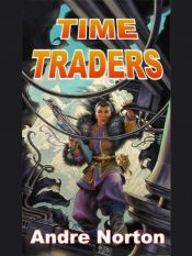amazon bargain ebooks Time Traders Science Fiction by Andre Norton