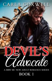 bargain ebooks Devil's Advocate Romance by Carla Coxwell
