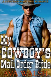 bargain ebooks My Cowboy's Mail Order Bride Contemporary Romance by Ava Walsh
