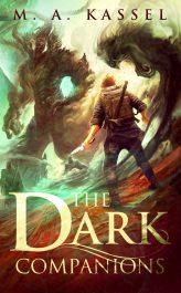 bargain ebooks The Dark Companions Dark Fantasy by M.A. Kassel