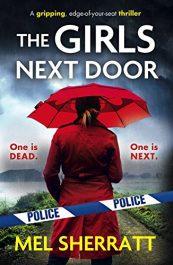 bargain ebooks The Girls Next Door Mystery by Mel Sherratt