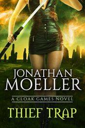 bargain ebooks Thief Trap Fantasy by Jonathan Moeller