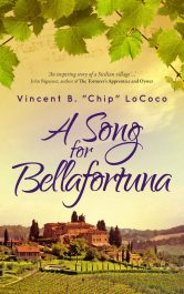 bargain ebooks A Song for Bellafortuna Historical Fiction by Vincent LoCoco