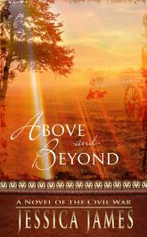 bargain ebooks Above and Beyond Historical Fiction by Jessica James