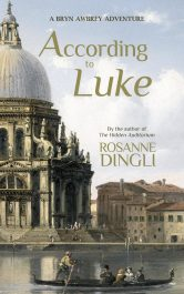 bargain ebooks According to Luke Thriller by Rosanne Dingli