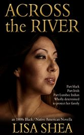 bargain ebooks Across the River Historical Fiction by Lisa Shea