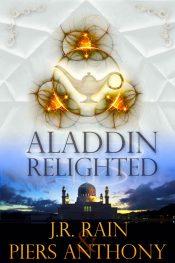 bargain ebooks Aladdin Relighted Action/Adventure by J.R. Rain