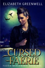 bargain ebooks Cursed Faerie Urban Fantasy by Elizabeth Greenwell